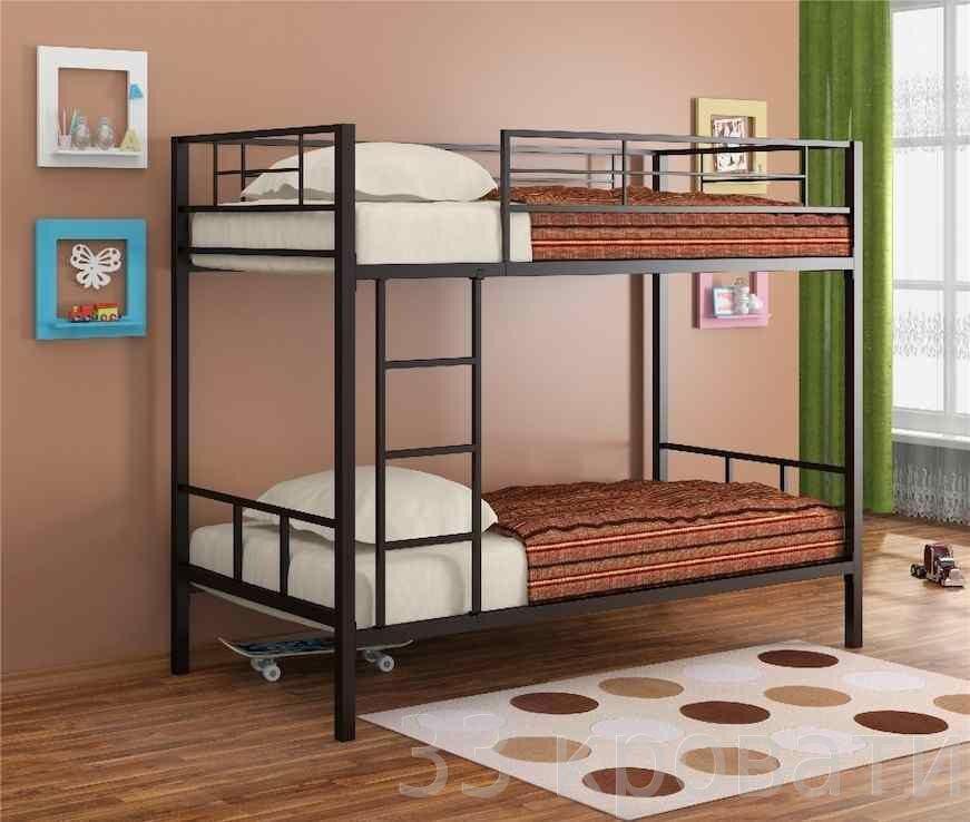 2-х спалные металические кровати с ортапедическим матрацем купить матрас-кровать минск